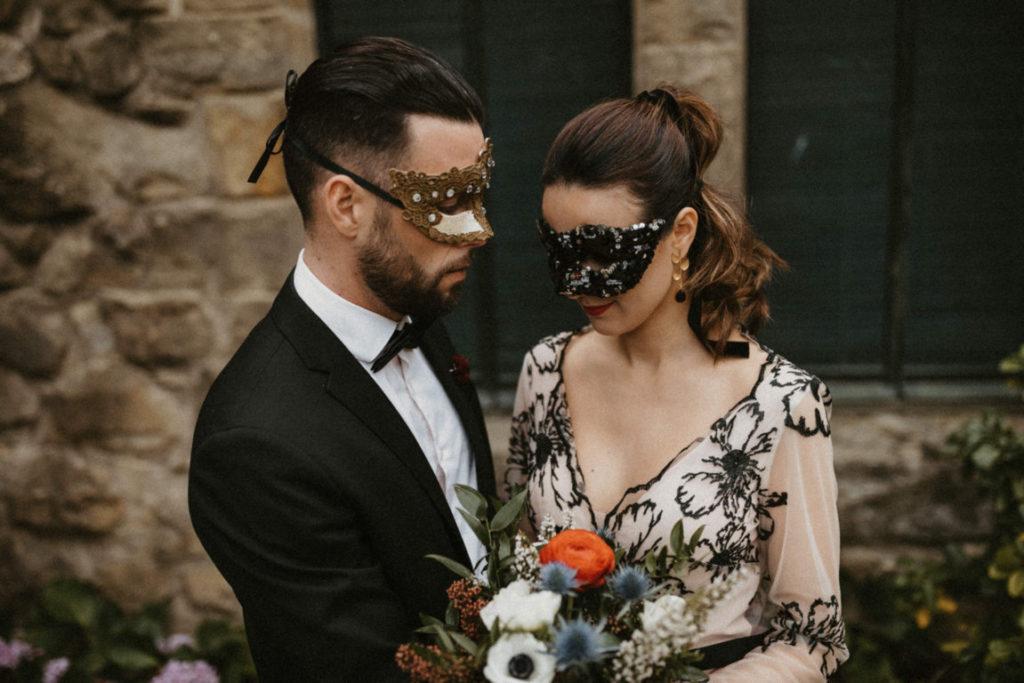 boda inspiracion barroca