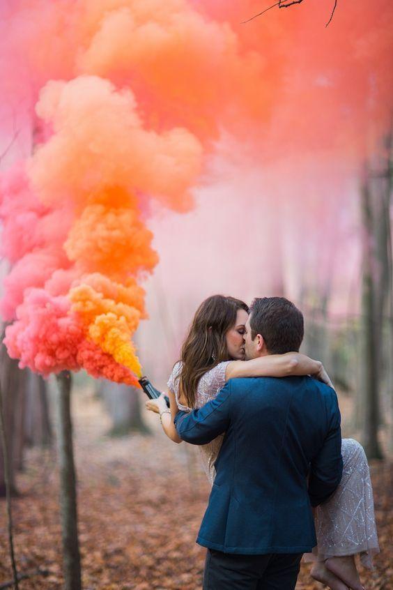 humo de colores uboshop