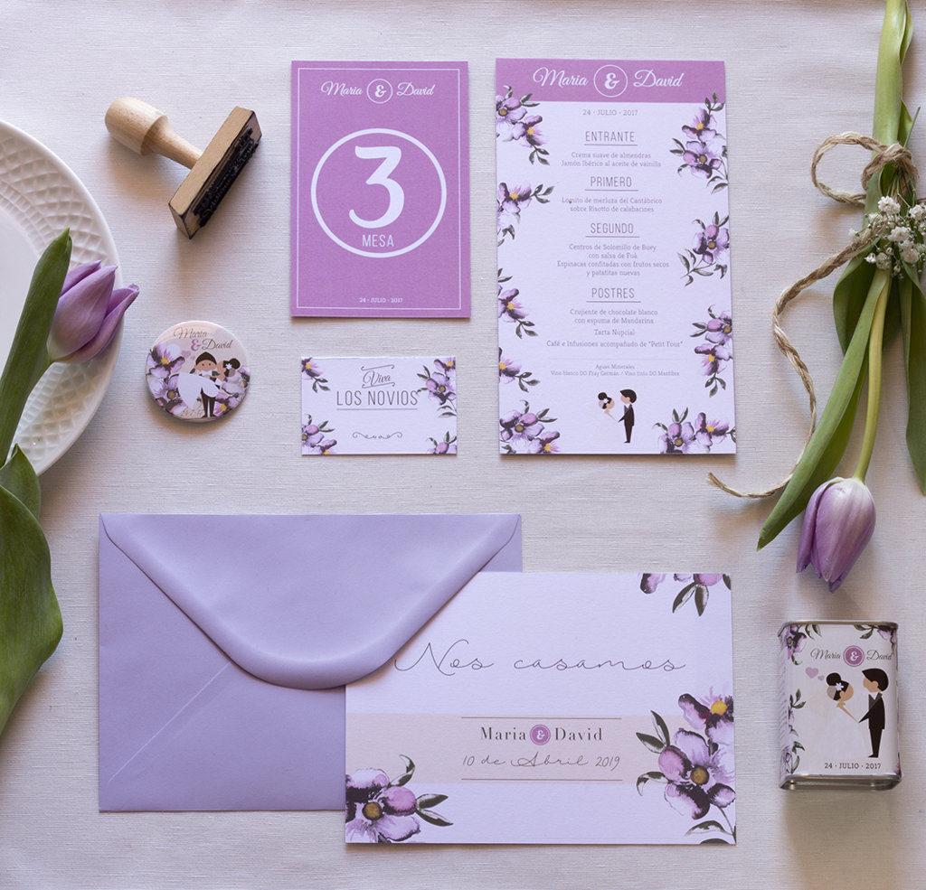 papeleria boda