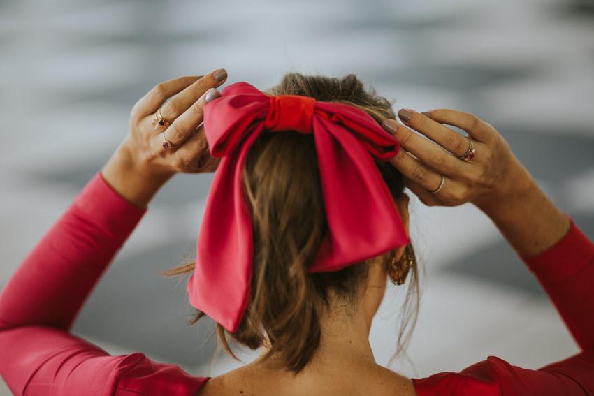 lazos para el pelo