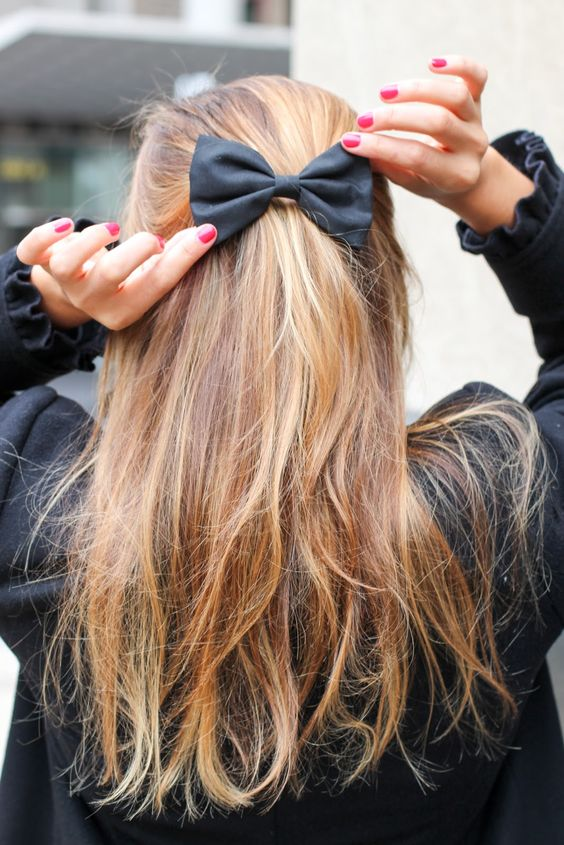 lazos para el pelo invitadas