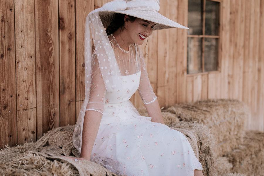 vestido novia Alicia Rueda