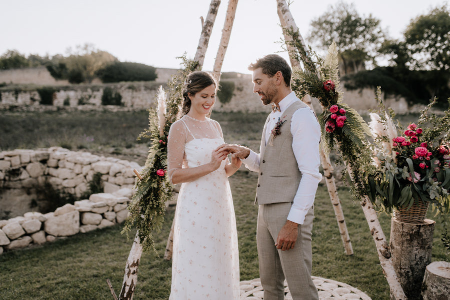 Beatriz Mendiola wedding planner