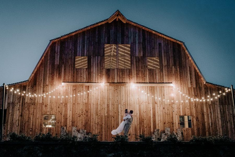 boda en un granero wedding planner
