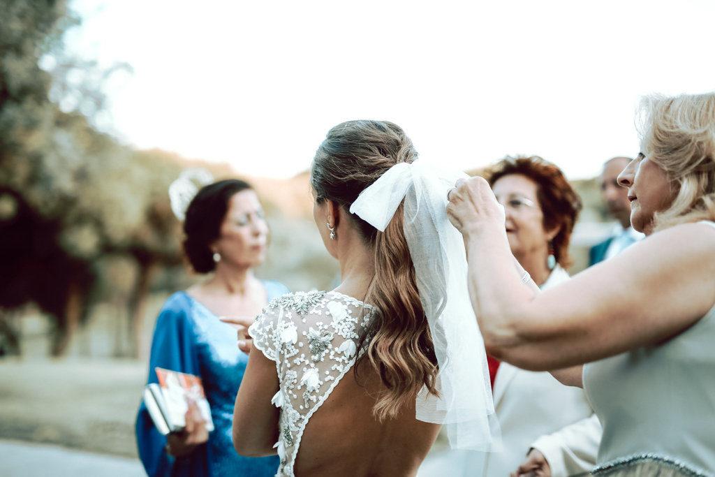 lazo novia