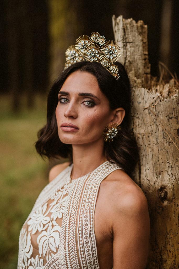 corona novias Martina Dorta
