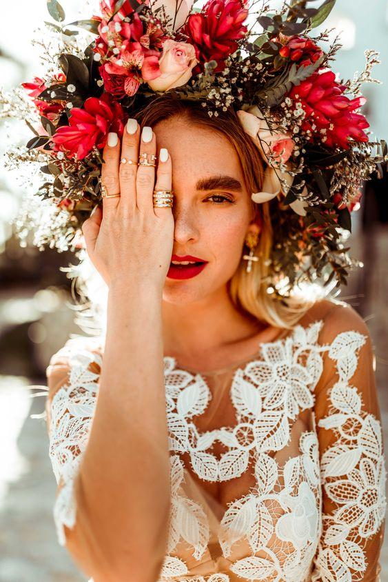 maxi corona novia