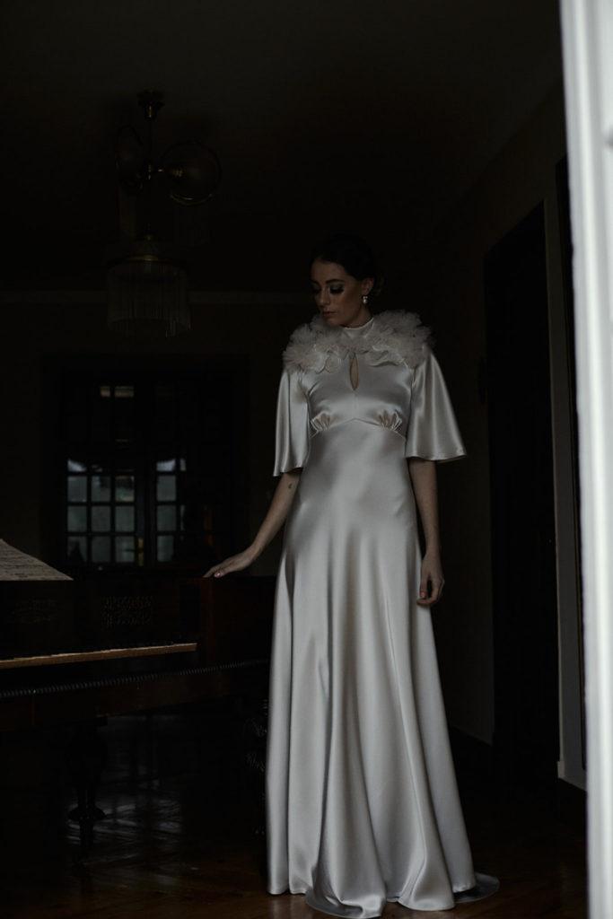 vestidos de novia Juana Rique