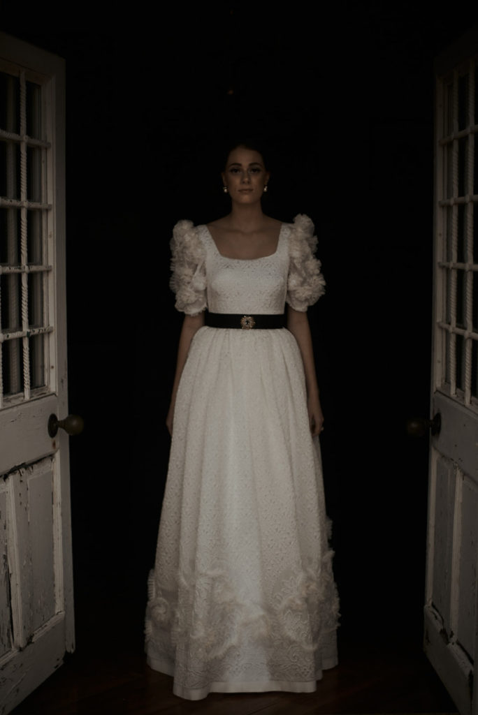 vestido novia 2020