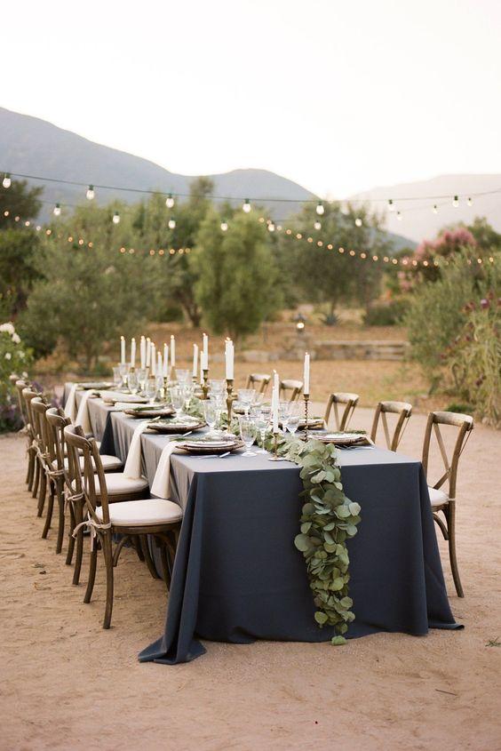 classic blue bodas azul