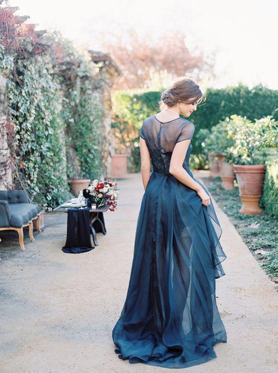novias classic blue
