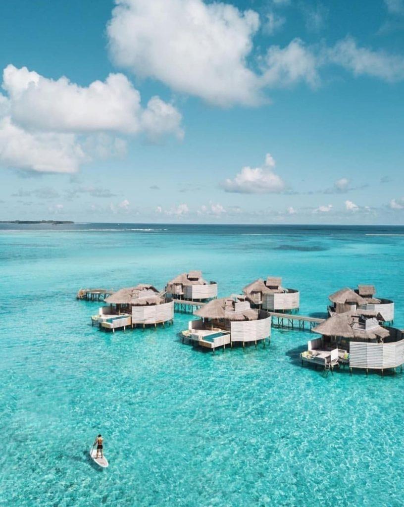 Myanmar Maldivas honeymoon