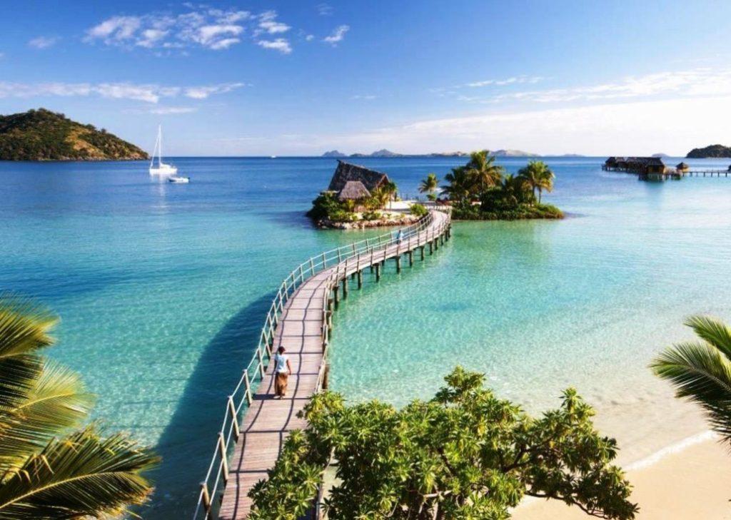 Nueva Zelanda  Fiji honeymoon