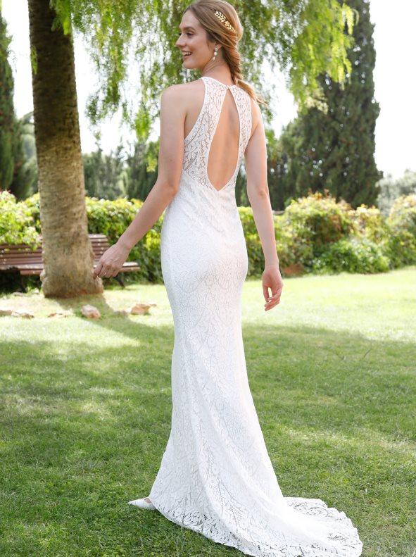 vestidos de novia low cost Venca