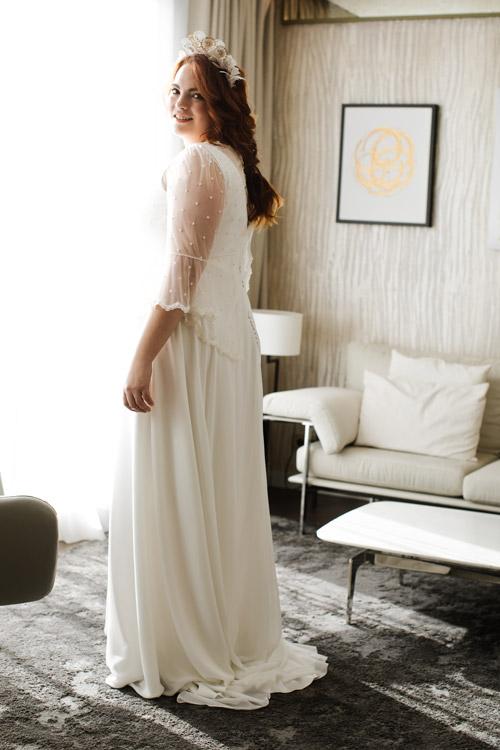 Vestidos de novia curve
