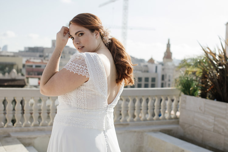 novia curvy