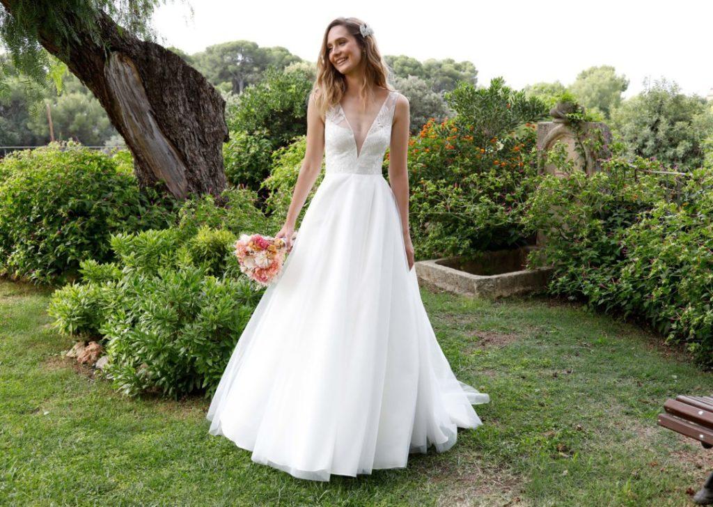 vestidos de novia y ceremonia low cost