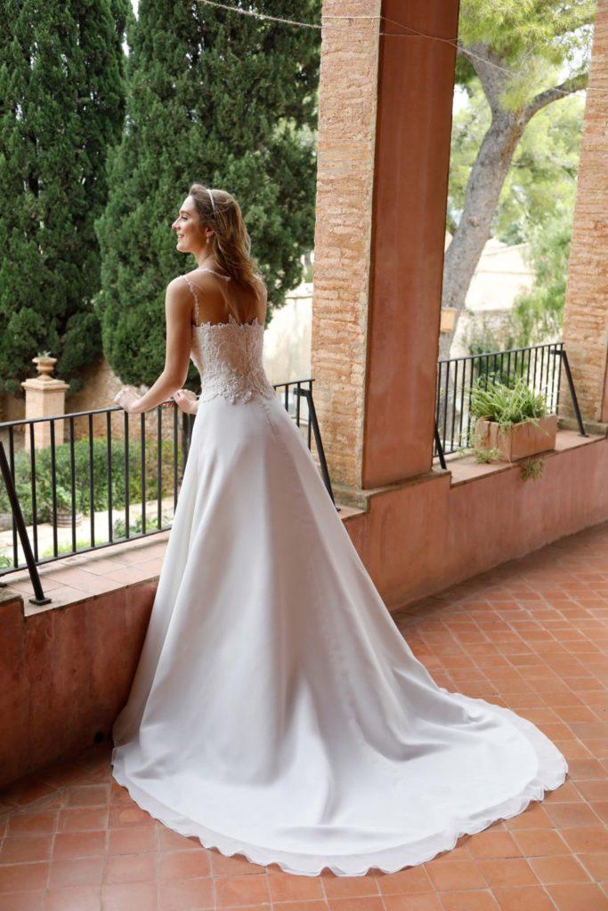 vestidos de novia Venca