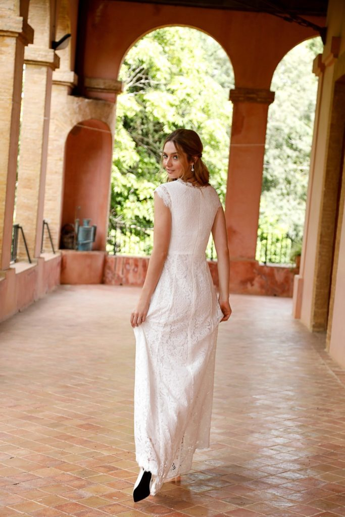 outlet vestidos novia