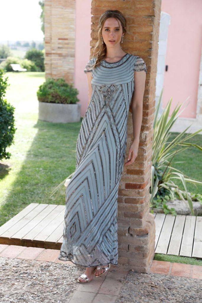 vestidos para invitadas Venca