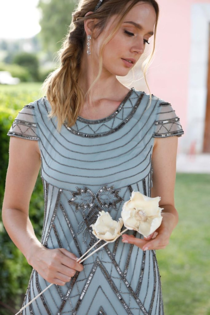 vestidos para invitadas low cost Venca