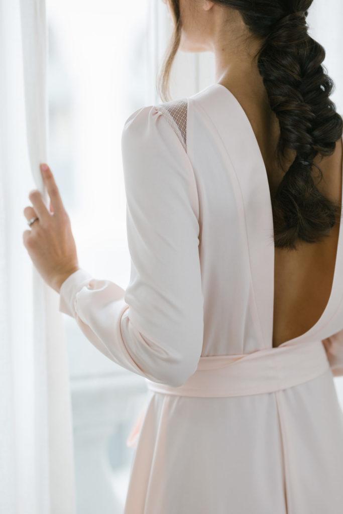 batas novias lenceria