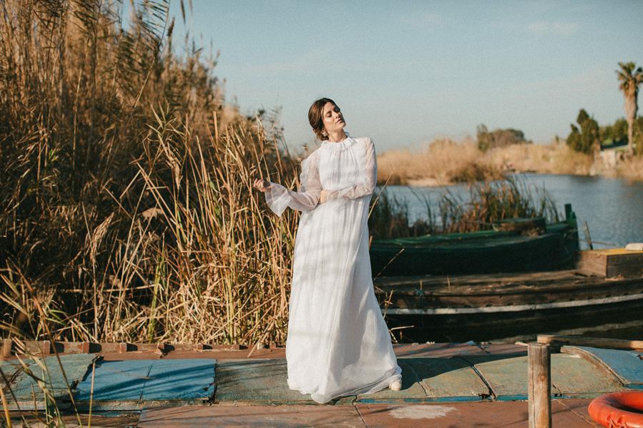 vestidos de novia ecologicos