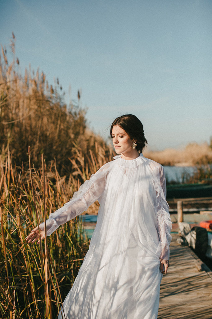 vestidos de novia Aleste