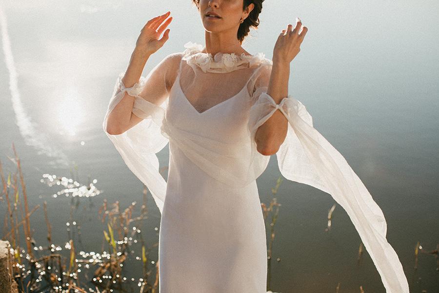 vestidos de novia sostenible