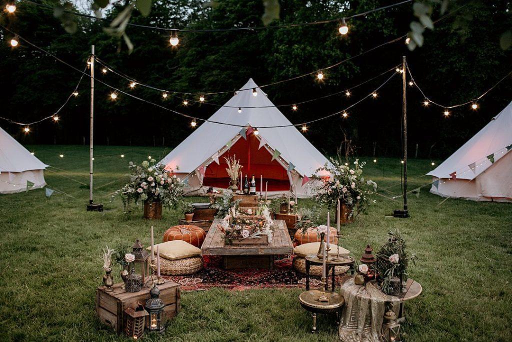 boda glamping