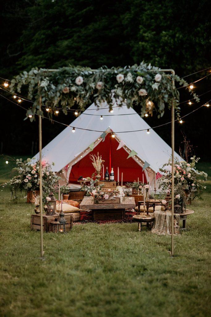 bodas glamping