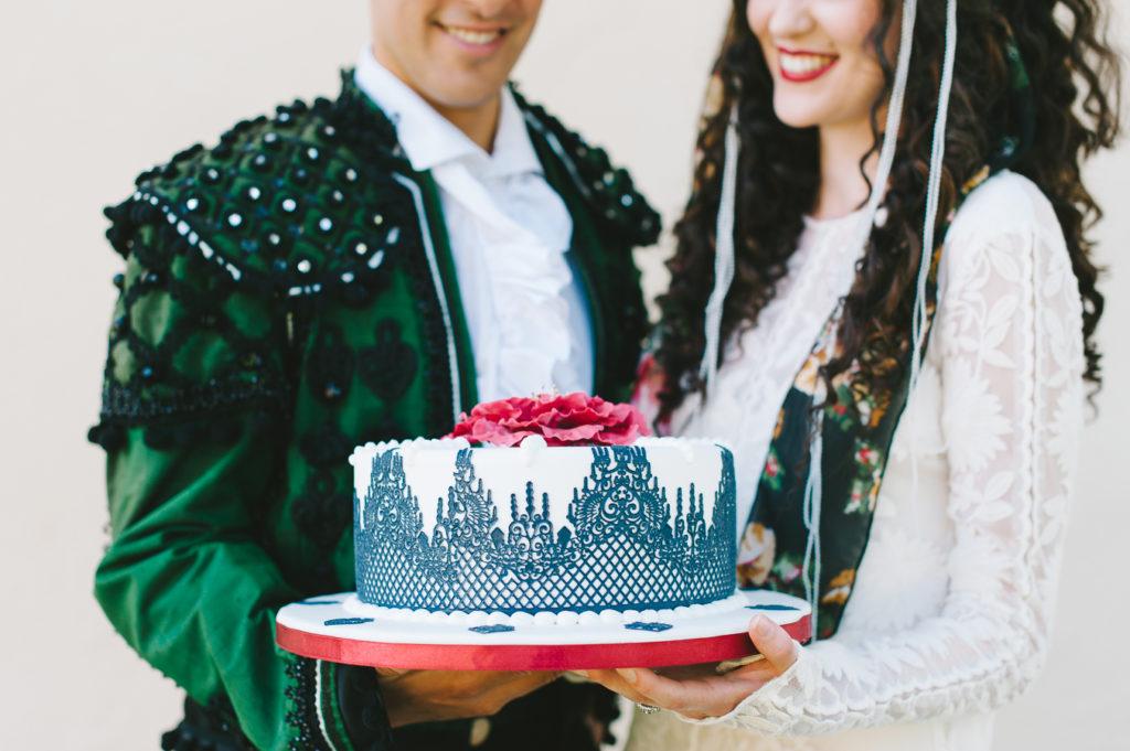 ideas pastel de bodas