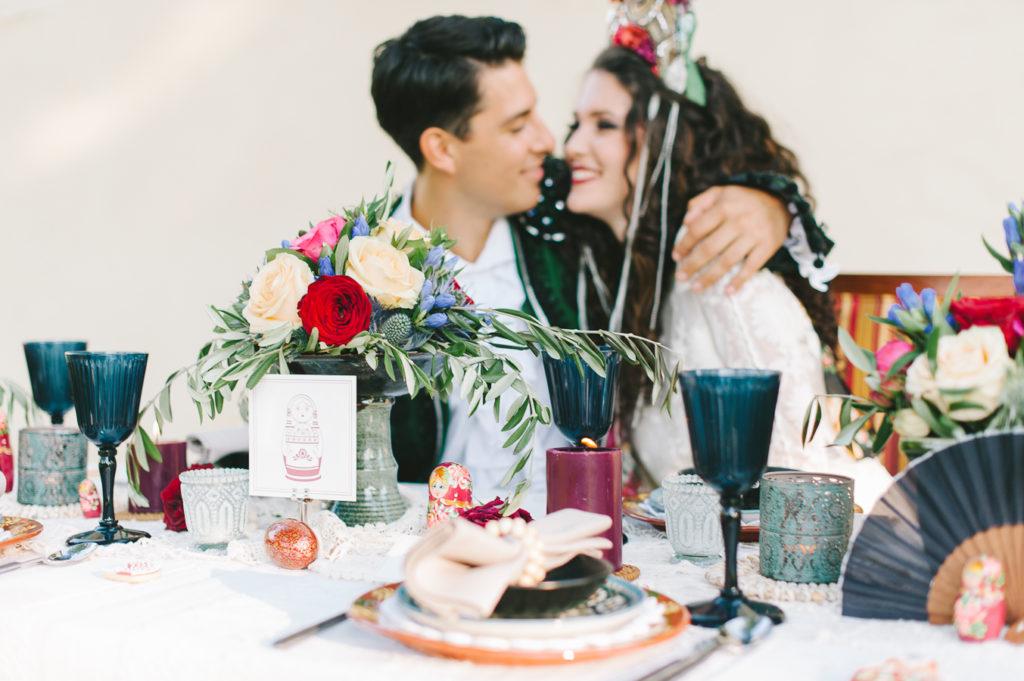 multicultural weddings in spain