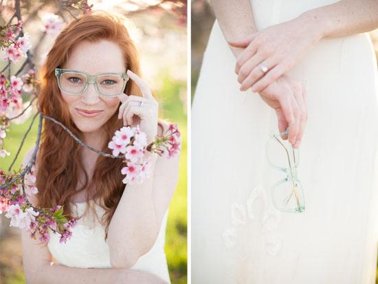 eyewear bride