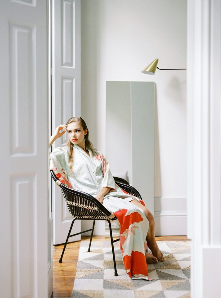 kimono japones original