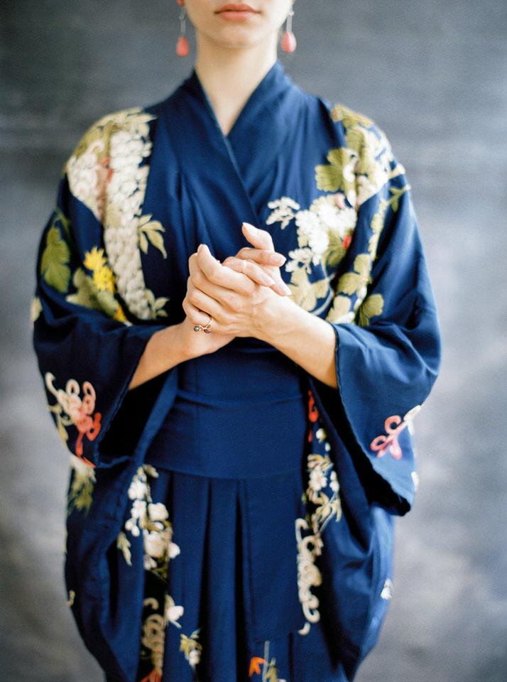 larca barcelona kimonos para novias