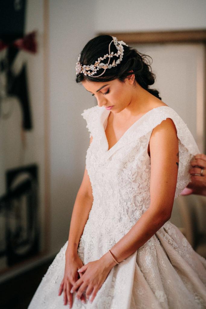 vestido de novia Galicia