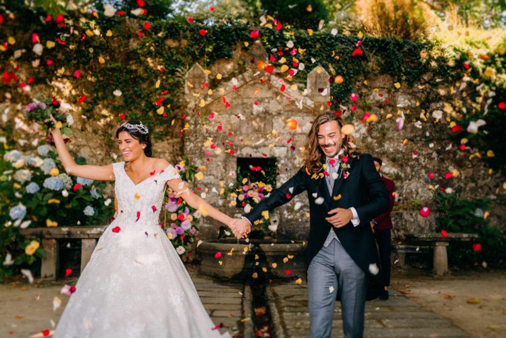 boda mexicana en Galicia