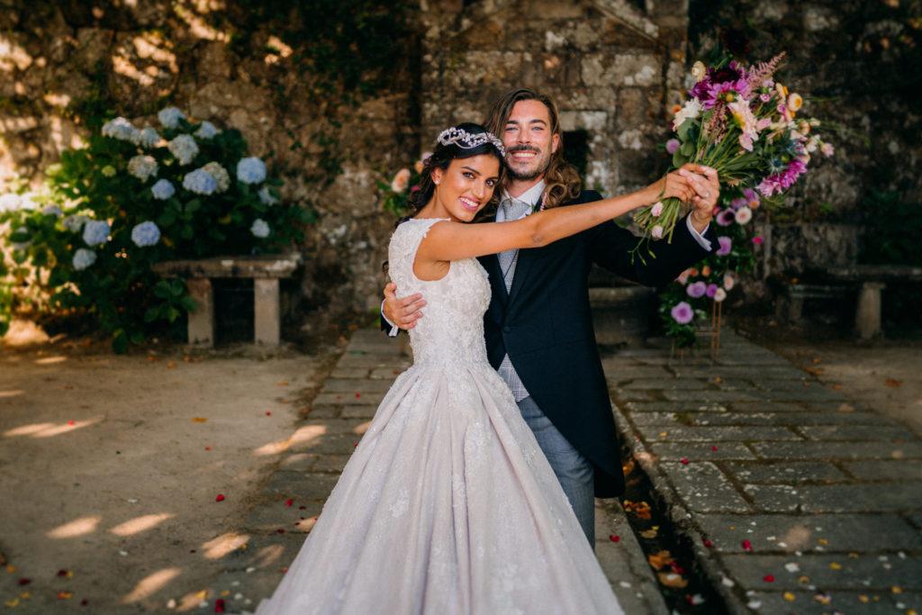 pazo para bodas