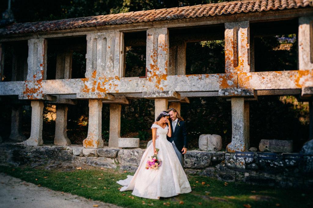 boda pazo Galicia
