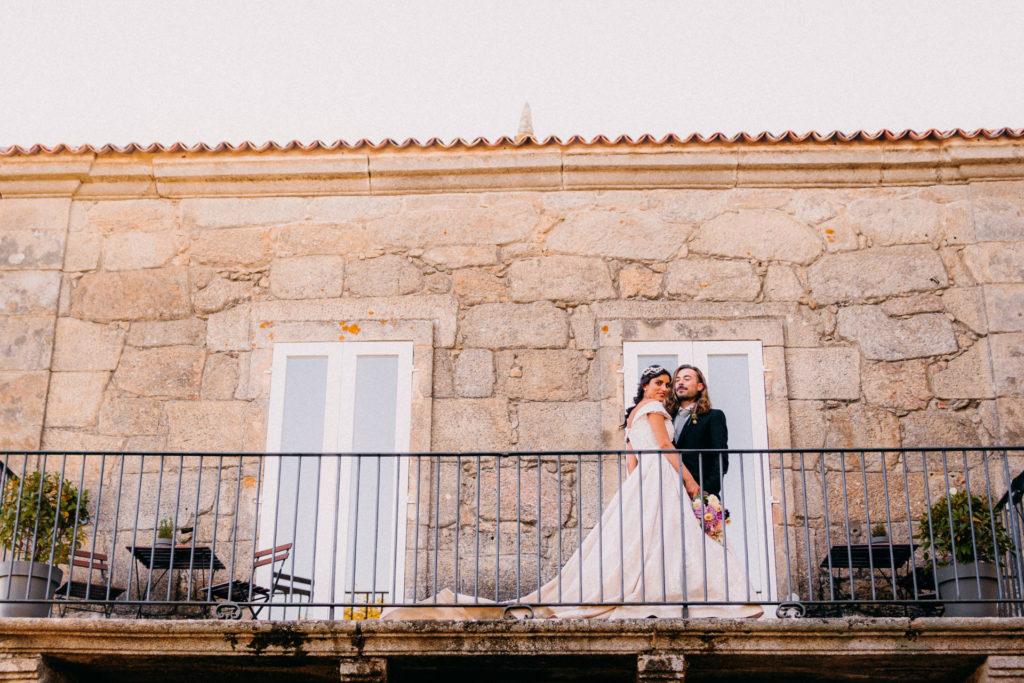 pazo gallego boda