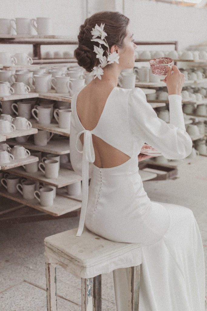 vestidos de novia Cherubina