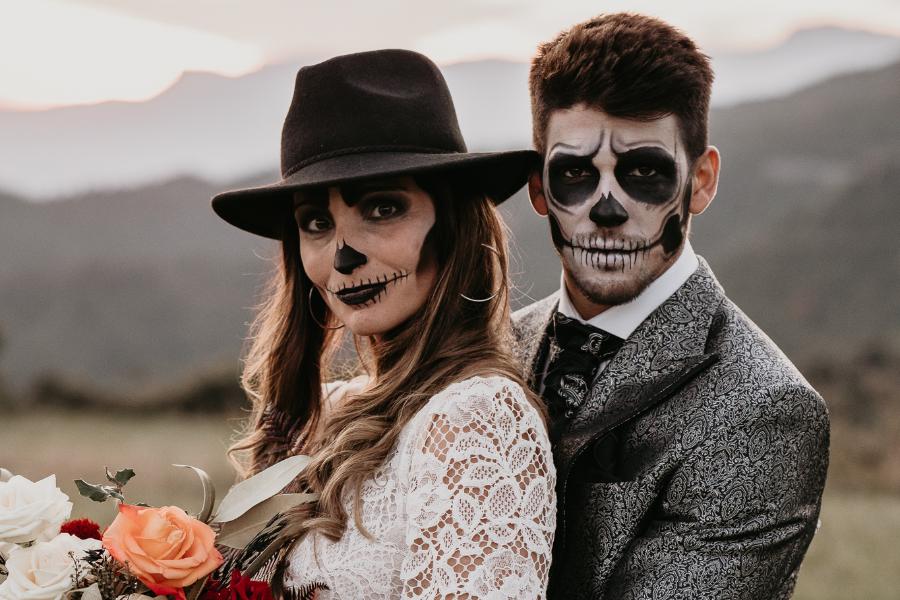 samhain wedding