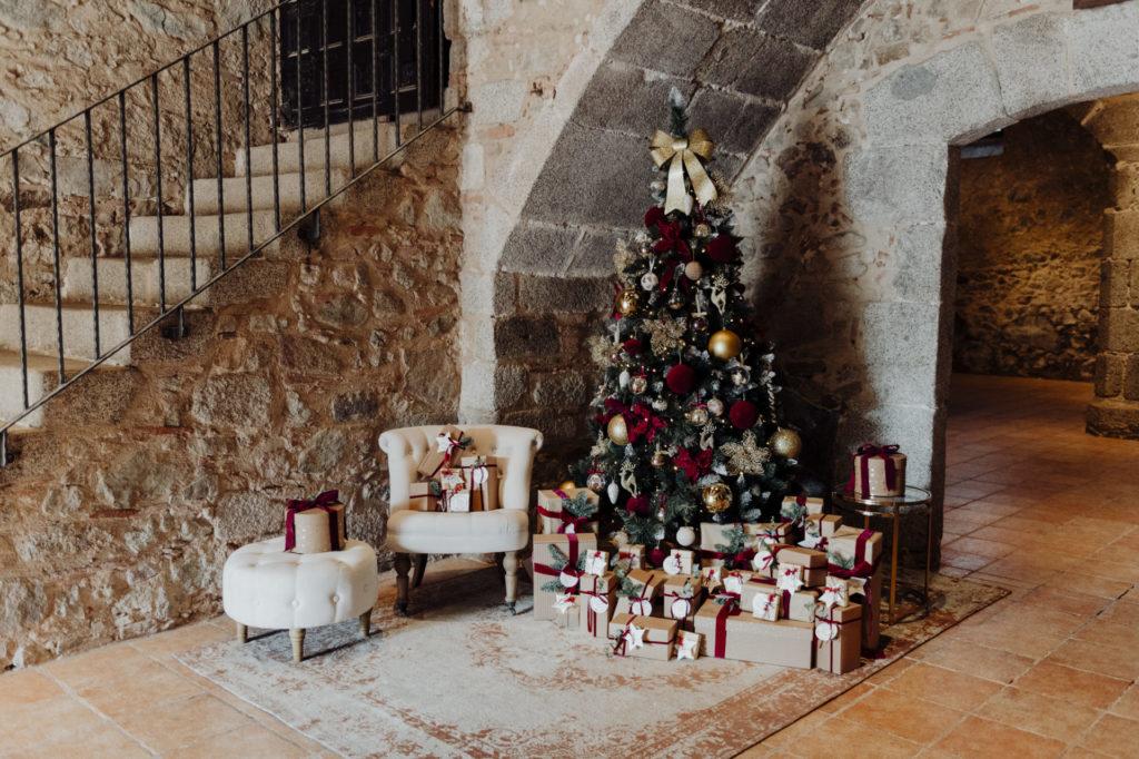 decoracion navidad wedding planners