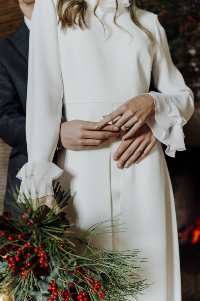 vestido novia Marta Marti