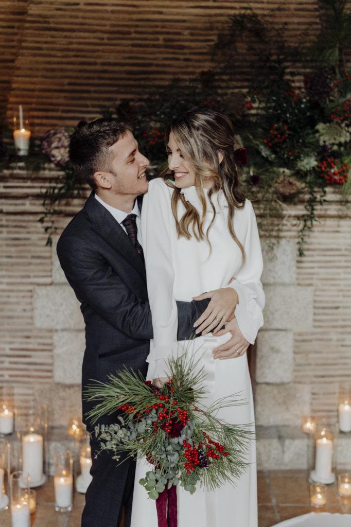 boda en diciembre