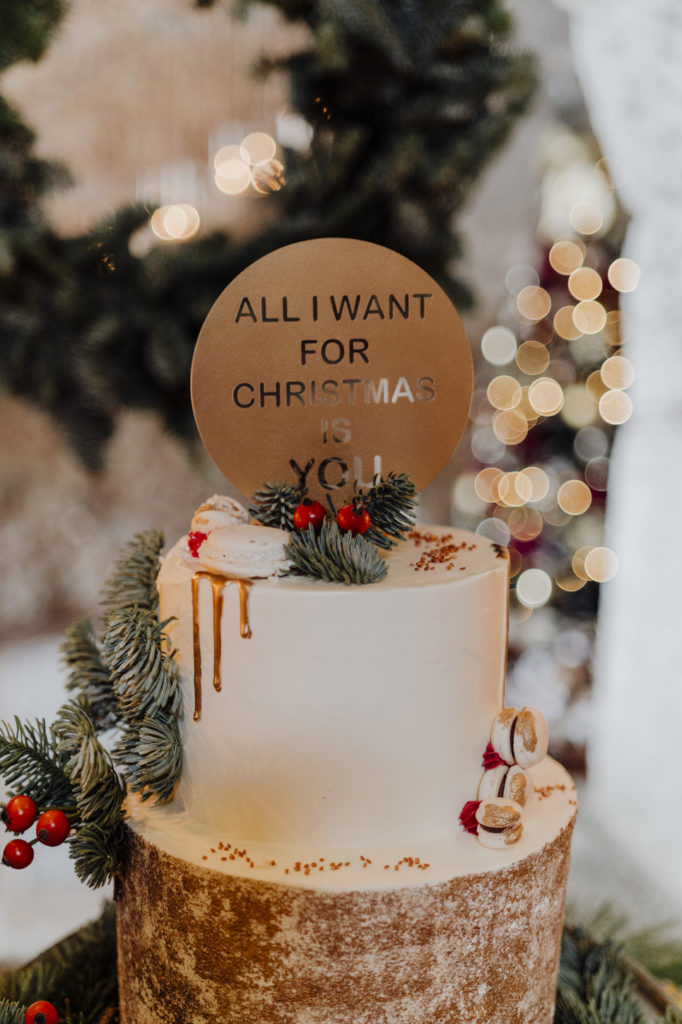 pastel de bodas platitos de azucar