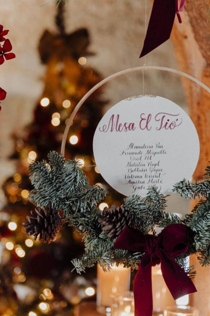 lettering boda