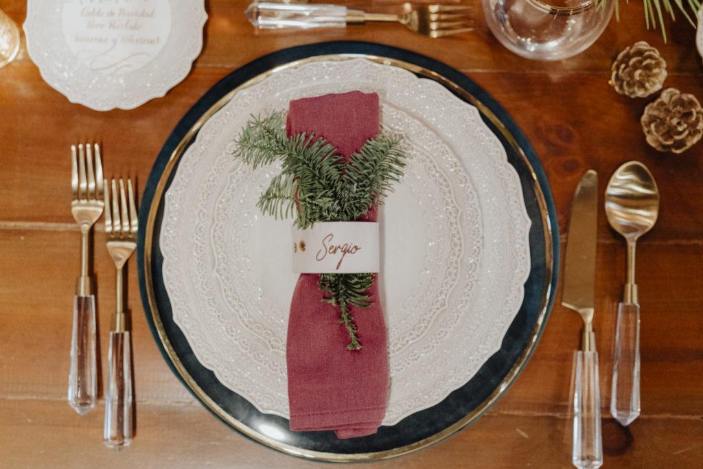 decoracion boda navidena