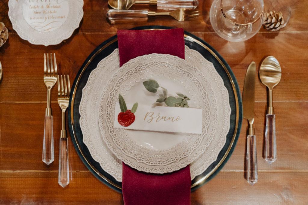 nombre mesas boda